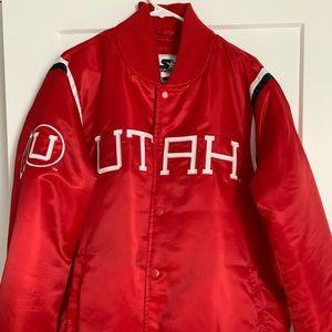 Utah Utes Starter Jacket - Large